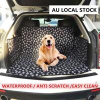 Back Car Seat Cover Hammock NonSlip Protector Mat Premium Waterproof Pet Cat Dog