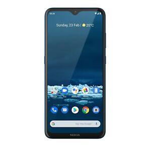 Nokia 5.3 TA-1234 64GB GSM Unlocked Dual Sim Android Phone - Cyan