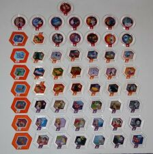DISNEY INFINITY 1.0 POWER DISC SET LOT COMPLETE SERIES 1 2 & 3 WORKS 2.0 3.0