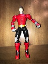 "2011 Bandai Power Rangers - Red Ranger 10""  Figure No Accessories (S11)@"