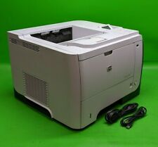 HP LaserJet Monochrome Laser Printer P3015 **Page Count <10000** **No Toner**