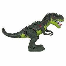 Kids Toy Walking Dinosaur T-Rex Toy Figure With Lights & Sounds Real Movement