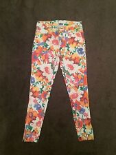 REDUCED - Zara Floral Pants S34 EXC