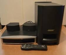 Bose AV 3-2-1 PS Series II Home Theater Media DVD/CD Powered Speaker System