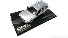 OPEL Rekord E design - VOITURE MINIATURE COLLECTION IXO 1/43 CAR AUTO-130
