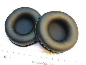 2 Ohrpolster 75 mm zB für JBL E40 BT Wireless Bluetooth On-Ear Stereo-Kopfhörer