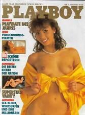 PLAYBOY 1985/06 [Juni 6/85] * Manuela Neubauer* Joan Bennet * Vanity * TOP