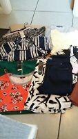 10KG Womens Mixed Clothes CREAM and A Grade Clothes Wholesale Bundle Job Lot