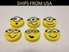 Hot! 6 Pcs Tennis Vibration Dampeners - Ship From Usa (Tdmn)