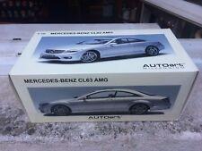 Mercedes Benz CL63 AMG 1/18 Autoart