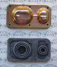 1971-1980 Buick Master Cylinder Cover & Diaphragm. Correctly Color Plated.