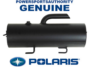 2010-2017 Polaris Ranger 800 500 Crew XP OEM Muffler Exhaust Pipe 1262115-489