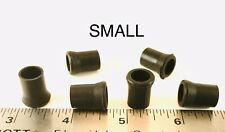 6 SMALL Rubber Tobacco Pipe Tip Grips. Package Of 6 SMALL Rubber Bits Cpipe