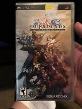 Final Fantasy Tactics: The War of the Lions PSP Game See Pictures