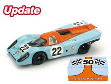 Porsche 917K - 50th years Gulf - Hailwood/Hobbs - 24h Le Mans 1970 #22 - Brumm