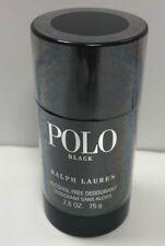 Ralph Lauren Polo Black Deodorant Stick Men Alcohol Free 2.6 oz / 75 g New