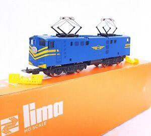 Lima HO South African Railways SAR E444 THE BLUE TRAIN ELECTRIC LOCOMOTIVE MB`76