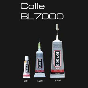 Colle glue B7000 tube 3ml 10ml ou 15ml réparation smartphone tablette téléphone