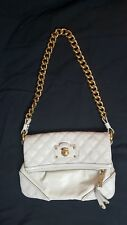 MARC JACOBS QUILTED LEATHER FLAP BAG