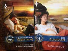 Harlequin Montana Mavericks 2 pack 2015 new paperback set 1141