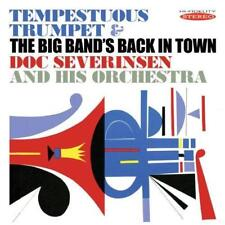 Doc Severinsen And His Orchestra - Tempestuous Trumpet / The Big Band (NEW CD)
