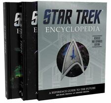 The Star Trek Encyclopedia, Revised and Expanded Edition : A Reference Guide for the Future by Denise Okuda and Michael Okuda (2016, Hardcover)