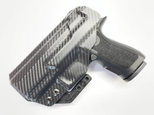 """BraDeC: IWB Concealment Holster for Sig Sauer P320 X-Compact 3.6"""""""