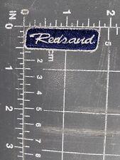 Redsand Logo Patch Surfing Sportswear Boardshorts Boardwear Red Sand Volleyball