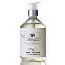 Liquid Soap - No89 White Musk - by L'epi de Provence - Organic (France)