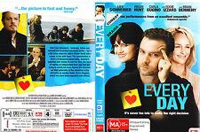 Every Day (DVD, 2011) R4 Ex Rental