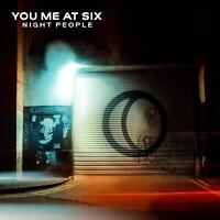 YOU ME AT SIX ‎– NIGHT PEOPLE  VINYL LP INCLUDES DOWNLOAD (NEW/SEALED)