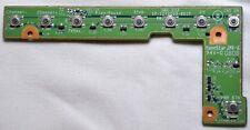 Sony Vaio PCG-8Y3M - Power Media M610 Button Board SWX-233 1P-1072503-8010 (030)