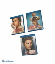 Dexter: Season 1,3, And 4