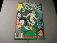 Silver Surfer #6 (1987, Marvel) Newsstand