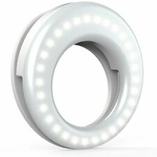 iPhone | Samsung | Selfie LED Phone Camera Ring Light | Rechargable (1-stfw-lit)