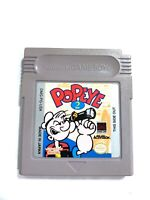 RARE! Popeye 2 ORIGINAL NINTENDO GAMEBOY Tested + Working & AUTHENTIC!