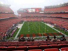 Cleveland Browns vs Arizona Cardinals Tickets - Section 319, Row 18, Seats 15-16