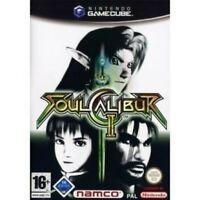 Nintendo GameCube Spiel - Soul Calibur 2 mit OVP
