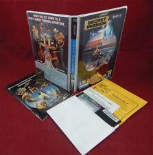 Atari XL : Secret Mission - Adventure International 1986