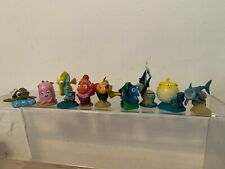 Walt Disney Findet Nemo Finding Nemo Disneyland Pixar Set 9 x Figur komplett
