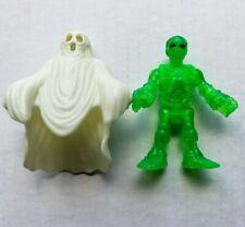 Imaginext Blind Mystery Bag Series 5 Glow-In-The-Dark Ghost Skeleton Complete