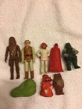 Vintage Star Wars Action Figures Lot Toys