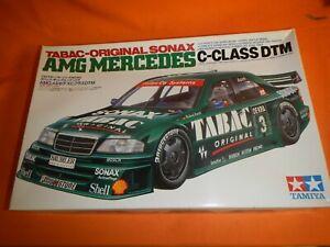 AMG Mercedes C-Class DTM 1:24 SCALE TAMIYA MODEL Item #24143-2000
