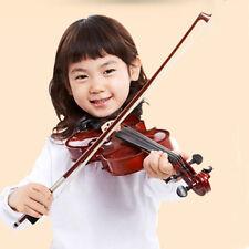 Kinder Violine Spielzeug Musikerziehung Instrumente Weihnachten Kinder Geschenk