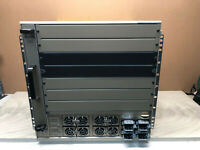 CISCO C6807-XL Catalyst 7 Slot chassis 10RU Switch Fan 4xAC Power Supply 6807-XL
