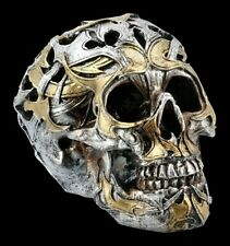 Totenkopf - Tribal Traditions - klein - Gothic Totenschädel Dekostatue