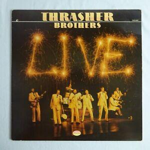 The Thrasher Brothers Vinyl LP LIVE
