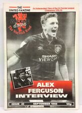 Walking Down The Warwick Road Issue 22 Manchester United Fanzine 1993 WDWR