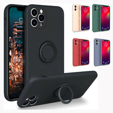 Ring Stand Shockproof Case For iPhone 11, Pro ,Pro Max,XR,XS,SE,7/8 PLUS Cover