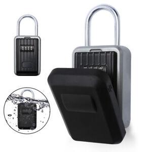 Schlüsseltresor Schlüsselsafe Schlüsselbox Wandmontage Innen- und Außen Keysafe